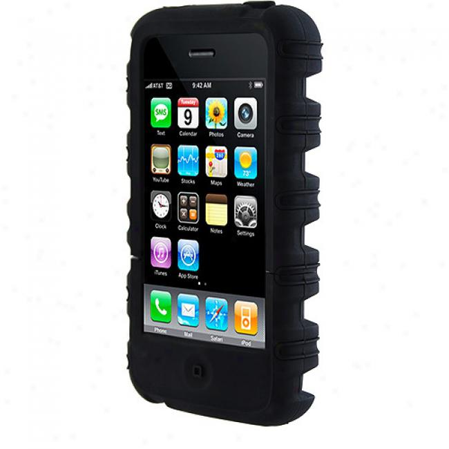 Speck Iphone 3g Toughskin Case, Black