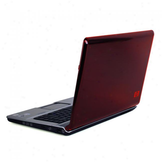 Speck Products See Thru Case For Hp6000 Series Notebooks, Red