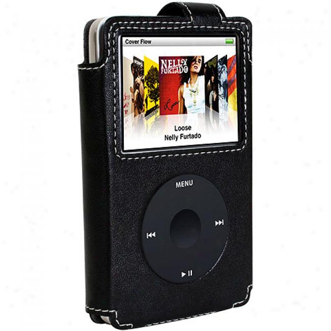 Speck Techstyle Classic Case For Ipod Classic, Black