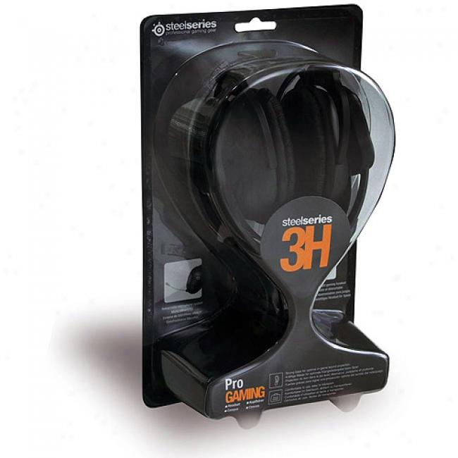Steel Series 3h Gaming Headset