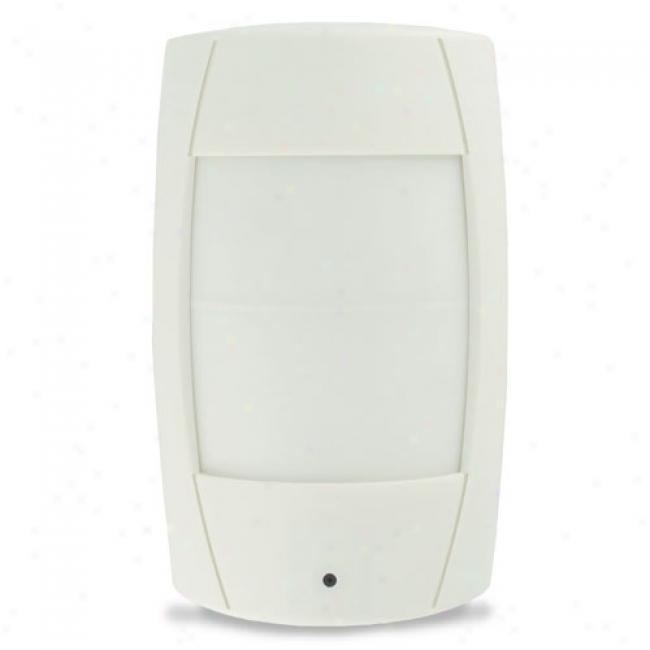 Svat Pi1000 Discreet Recording System With Built-in Color Pinhole Surveillance Camera Hidden In A Motion Sensor