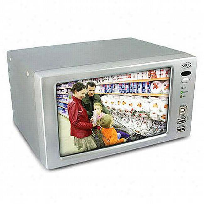 Svat Web-ready Dvr System With Integrated 7
