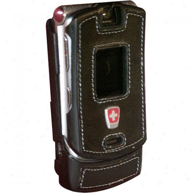 Swiss Mobility Armor Snap-on Case For Motorola Razr
