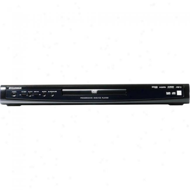 Sylvania 1080p Up-conversion Dvd Player With Hdmi