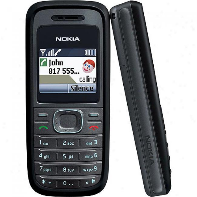 T-mobile Nokia 1208 Prepaid Phone
