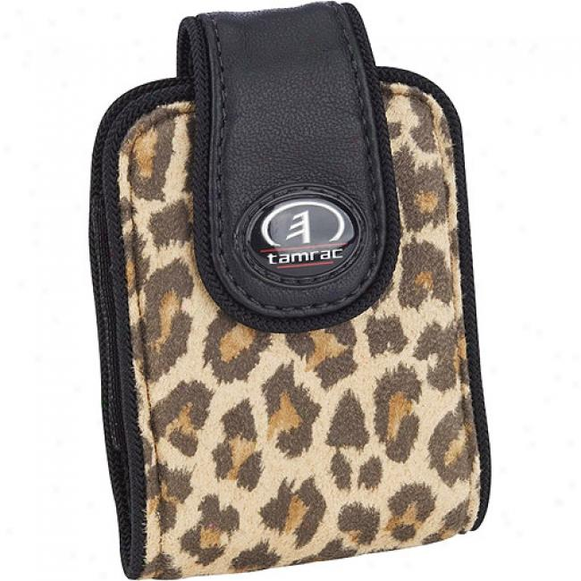 Tamrac Safari Case 3433 Compact DigitalC amera Bag, Leopard