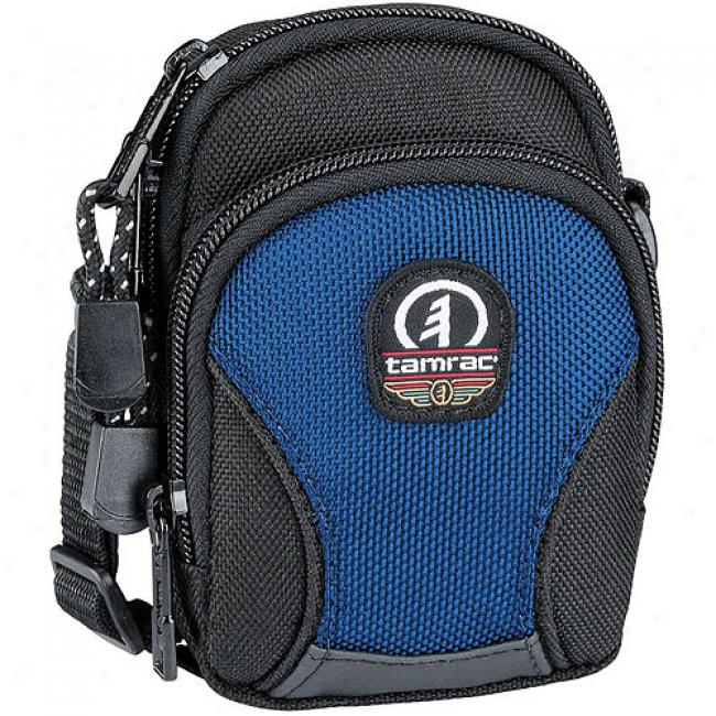 Tamrac T Series 5214 Compact Digital Camera Bag, Blue