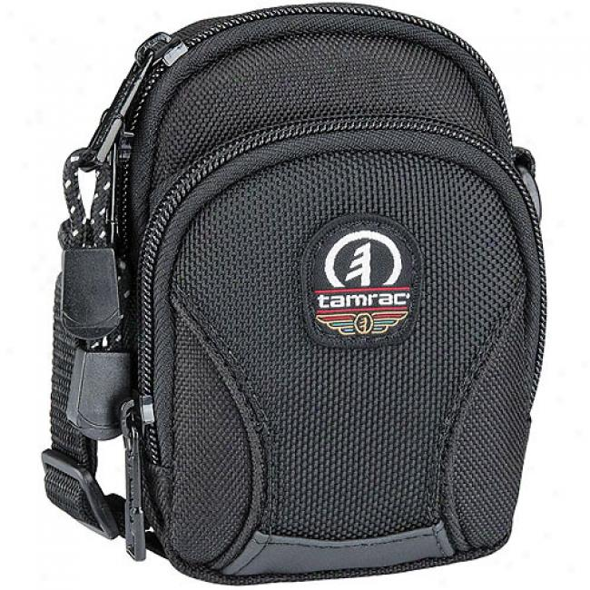 Tamrac T Seties 5214 Compact Digital Camera Bag, Boack