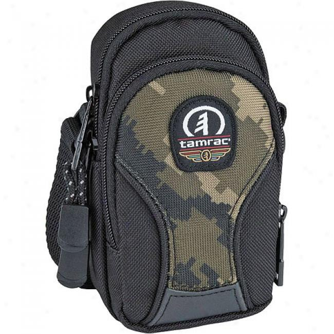 Tamrac T Series5 217 Ultra-compzct Digital Camera Bag, Camouflage