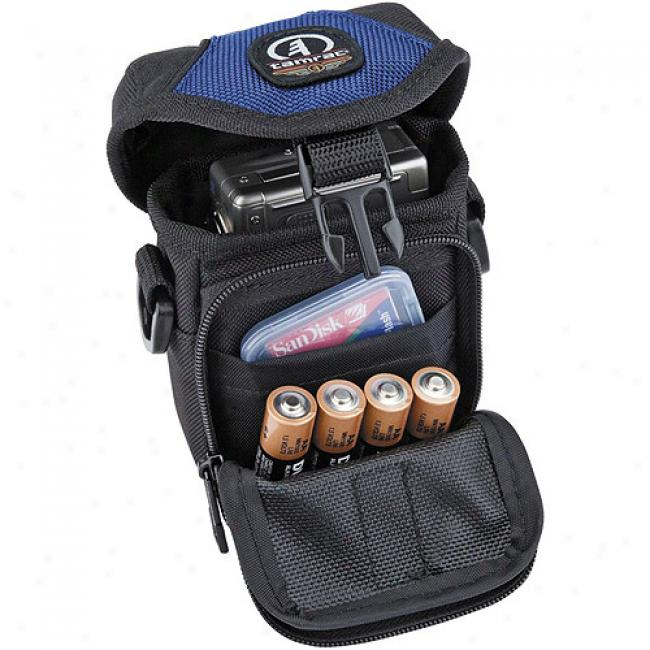 Tamrac T Series 5290 Compact Digital Camera Bag, Blue