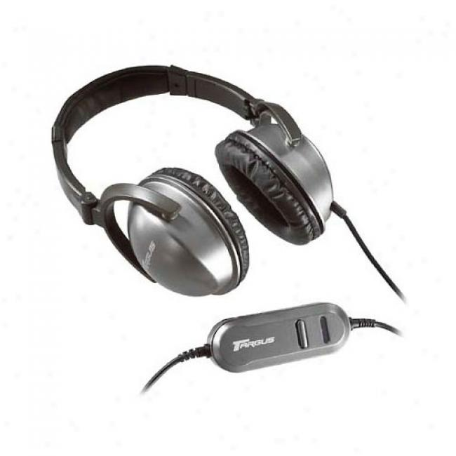 Targus Active Noise-cancelltzion Headphones, Awm02us