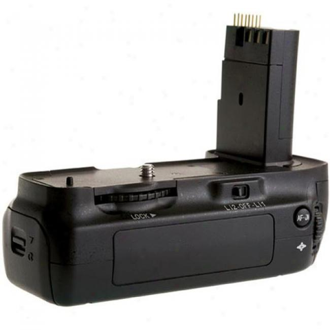 Targus Dslr Pro Battery Grip For Nikon D40, D40x, D60 Dslr Cameras