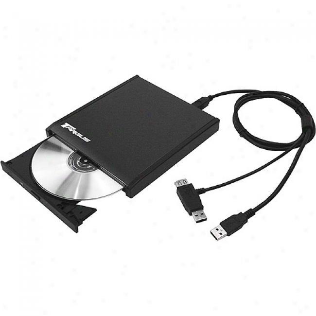 Targus Dvd/cd-rw Slim External Drive Usb 2.0