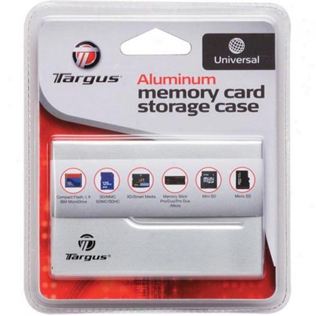 Targus Universal Aluminum Memory Card Wallet