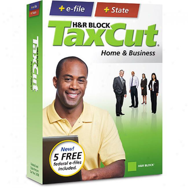 Taxcut 08 Home & Business