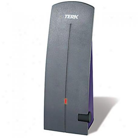 Terk Dual-drive Amplified Fm Antenna