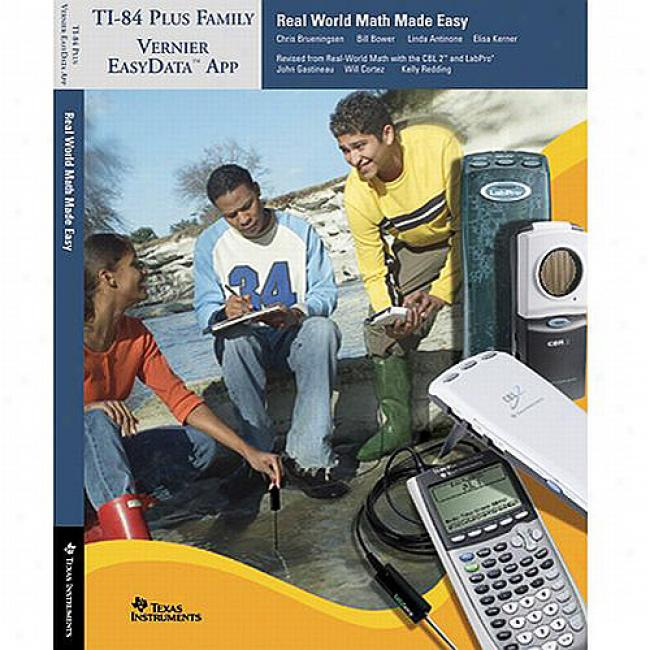 Texas Instruments Real-world Math Made Easy
