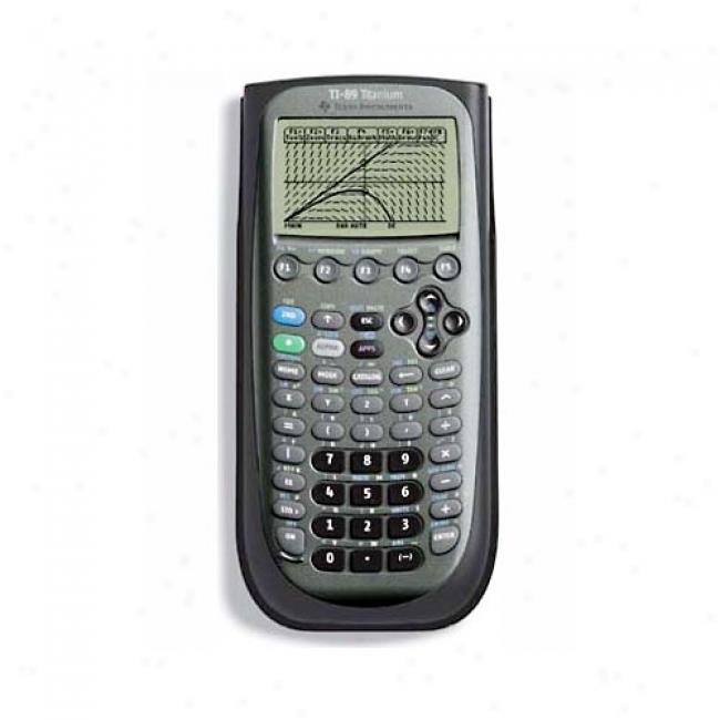 Ti-89 Graphic Calculator Titanium