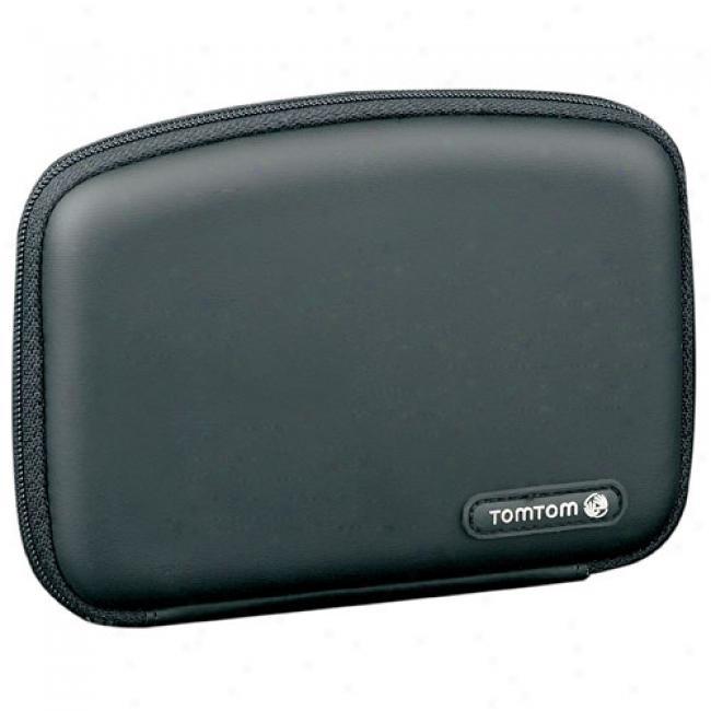 Tomtom Go Portable Navigator Case, Eva Leather