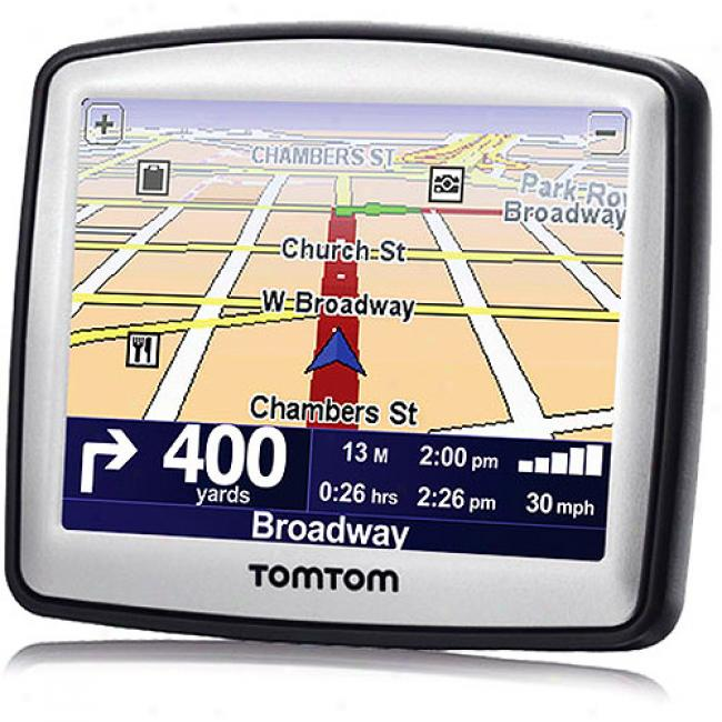 Tomtom One 125 PortableG ps W/ 3.5