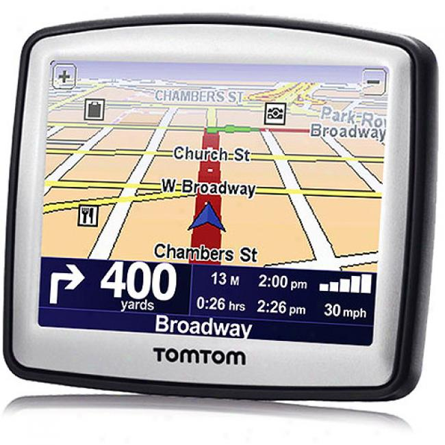 Tomtom One 130 Portable Gps