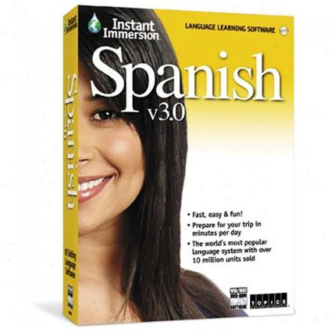 Topics Instant Immersion Spanish V3.0 Pc