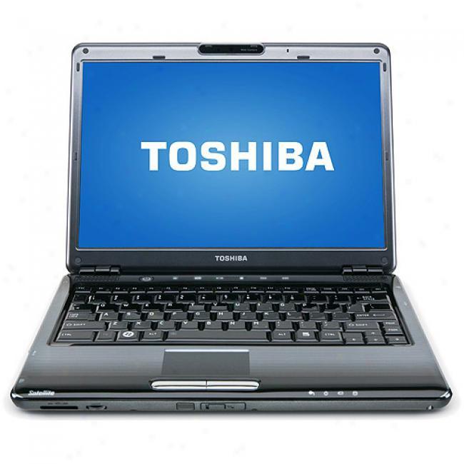 Toshiba 13.3'' Satellite U405-s2915 Laptop Pc W/ Intel Core 2 Duo Processor T6400