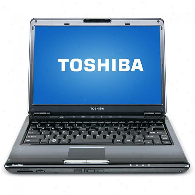 Tsohiba 13.3'' Satellite U405d-s2910 Laptop Pc W/ Amd Turion X2 Dual-core Processor Rm-74