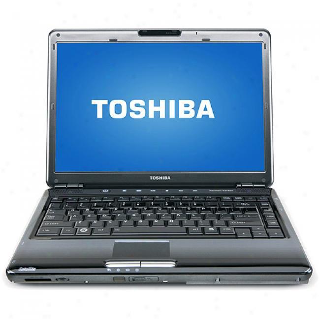 Toshiba 14.1'' Satellite M305-s4915 Laptop Pc W/ Intel Core 2 Duo Processor P7350