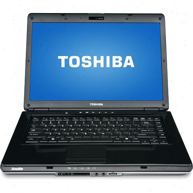 Toshiba 15.4'' Satellite L305-s5924 Lapttop Pc W/ Intel Pentium Processor T3400