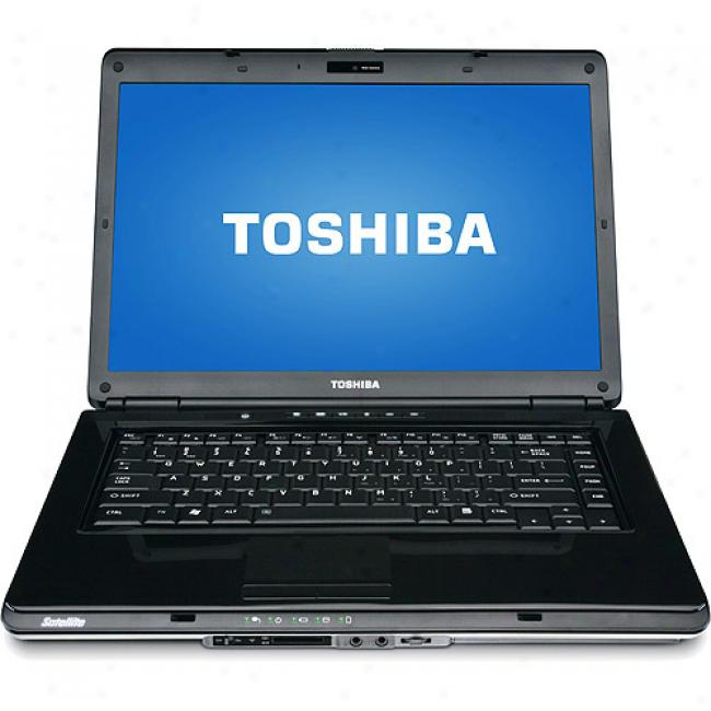 Toshiba 15.4'' Satellite L305-s5933 Laptop Pc W/ Intel Pentium Processor T3400