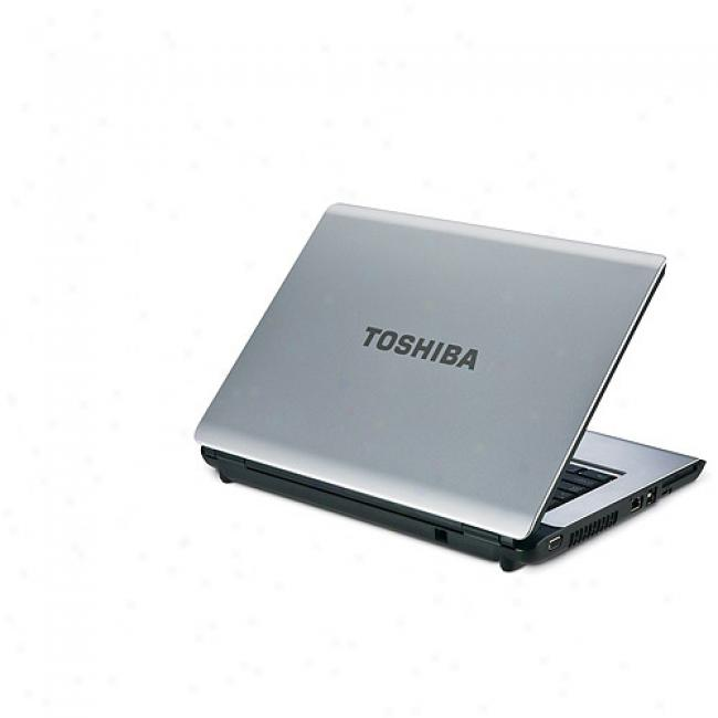 Toshiba 15.4'' Satellite L305d-s5928 Laptop Pc W/ Amd Turion X2 64 Dual-core Processor Ql-62