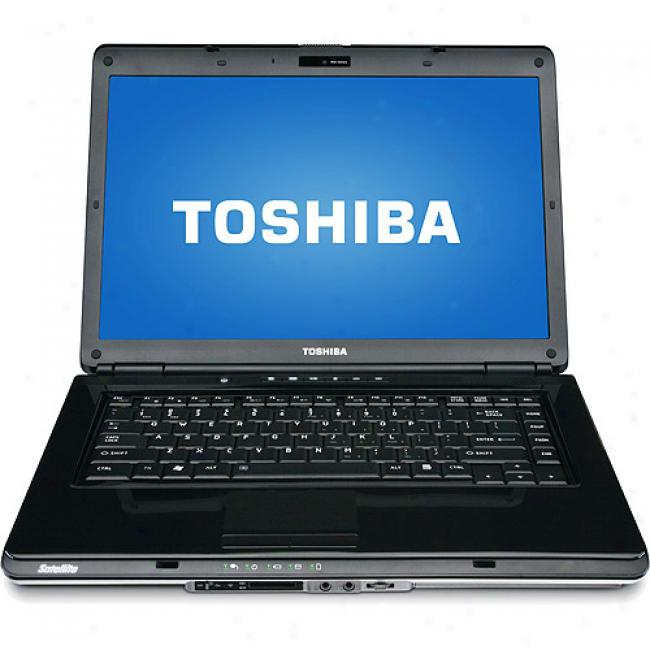 Toshiba 15.4'' Moon L305d-s5935 Laptop Pc W/ Amd Turion X2 Dual-core Processor Rm-72