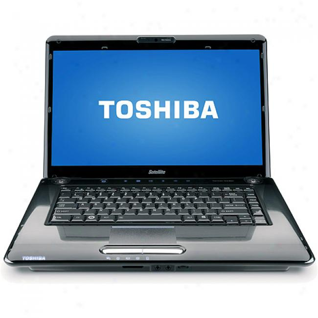 Tozhiba 16'' Satellite A355-s6925 Laptop Pc W/ Intel Core 2 Duo Processor T6400