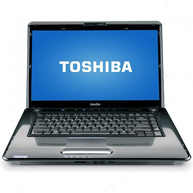 Toshiba 16'' Satellite A355d-s6930 La0top Pc W/ Amd Turion X2 Ultra Dual-core Processor Zm-80
