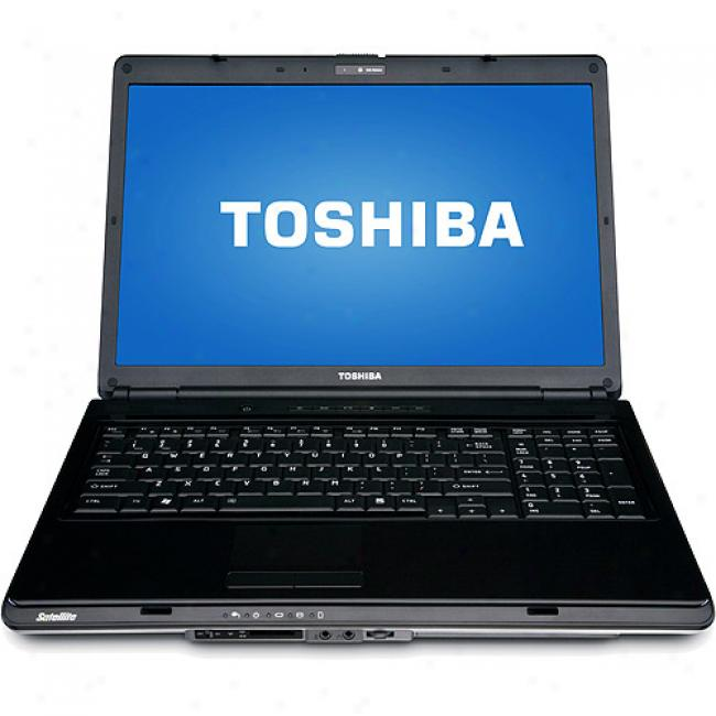 Toshiba 17'' Satellite L355-s7902 Laptop Pc W/ Intel Pentium Processor T3400