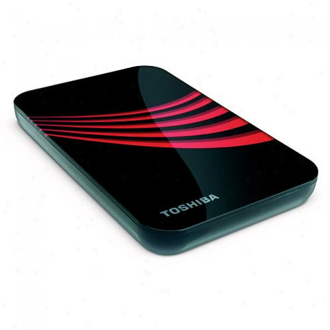 Toshiba 250gb Usb 2.9 Portable External Hard Drive