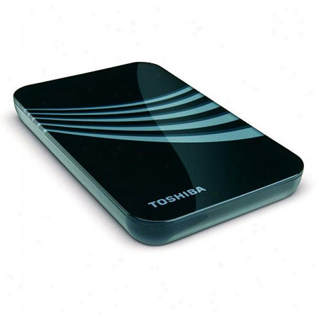 Toshiba 320gb Usb 2.0 Portable External Hard Drive