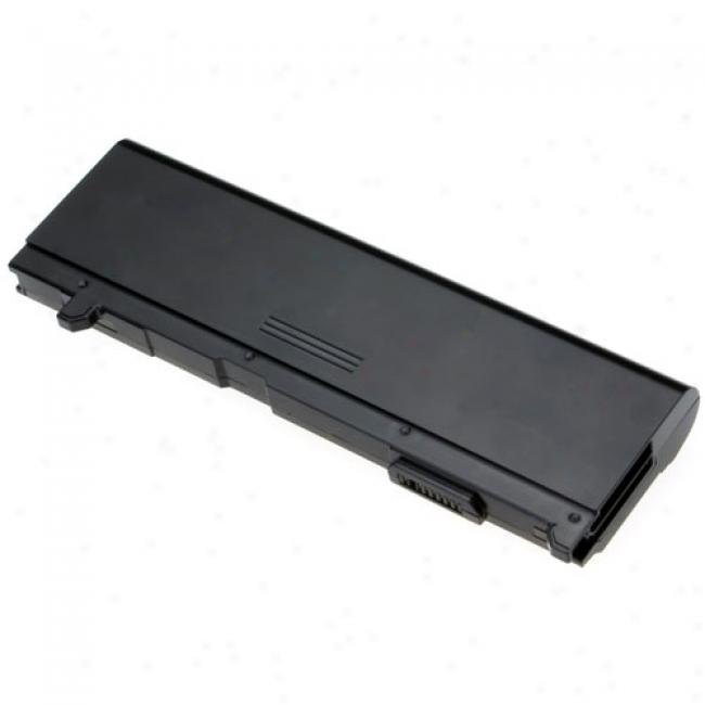 Toshiba 8-cell Lithium Ion High-capacity Battery Pack, Pa3457u-1brs