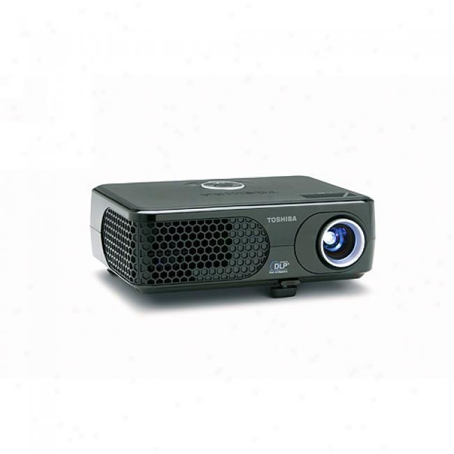 Toshiba Tdp-sp1u Expressive Projector