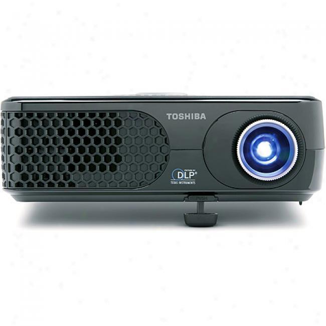 Toshiba Tdp-xp2u Dlp Mobile Projector