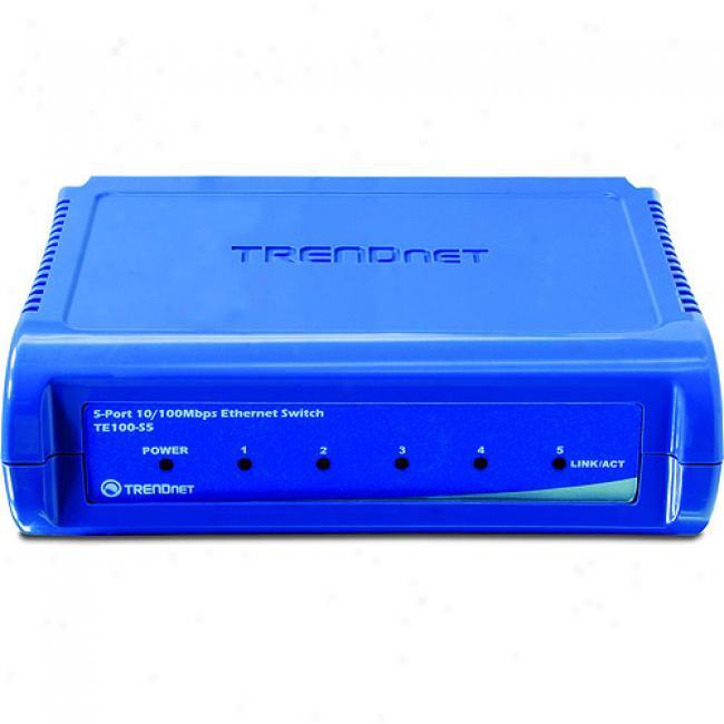 Trendnet 5-port 10/100 Mini Switch