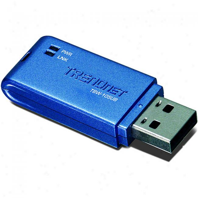 Trendnet Wireless Blustooth Usb Adapter