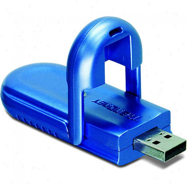 Trendnet Wireless-g Usb Adapter