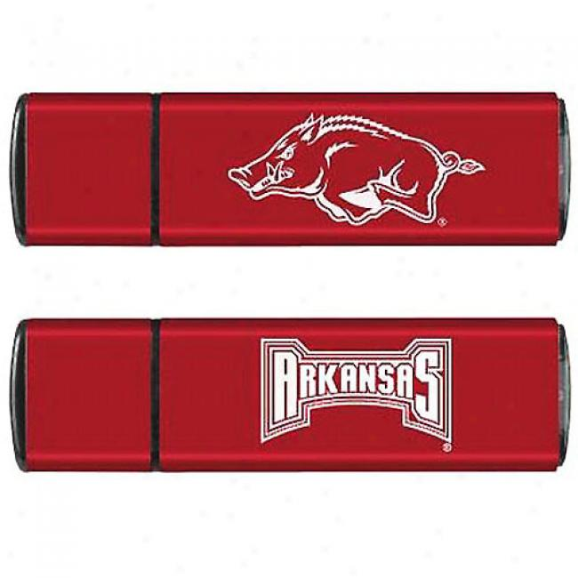 Tribeca 2gb University Of Arjanssa Usb Flash Drive, Red