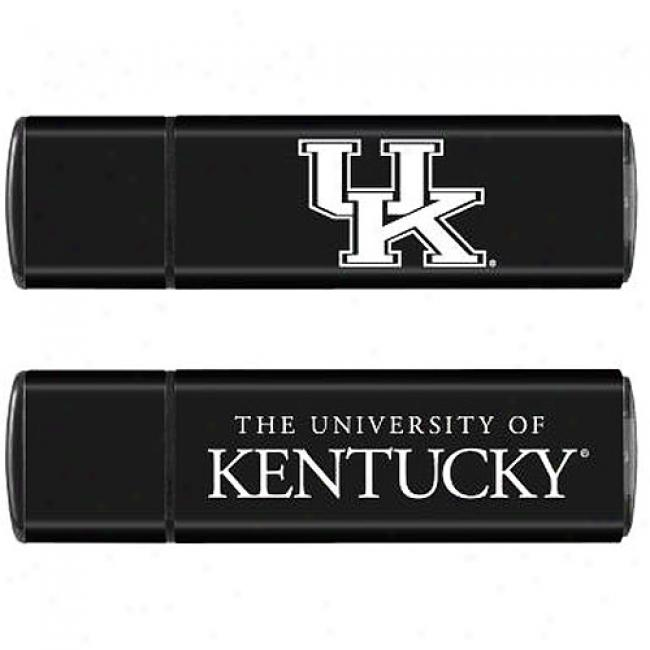 Tribeca 2gb University Of Kenthcky Spirit Stick Usb Flash Take in a carriage, Black