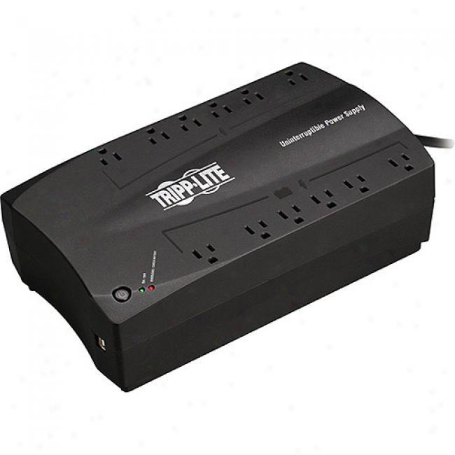 Tripp Lite 12-outlet 900va/480-watt Line-interactive Usb Ups System