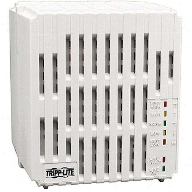 Teipp Flower 1200-watt 4-outlet Line Conditioner And Voltage Regulator