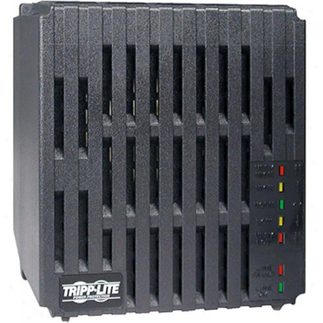 Tripp Lite 2400-watt 6-outlet Line Conditioner And Voltage Regulator
