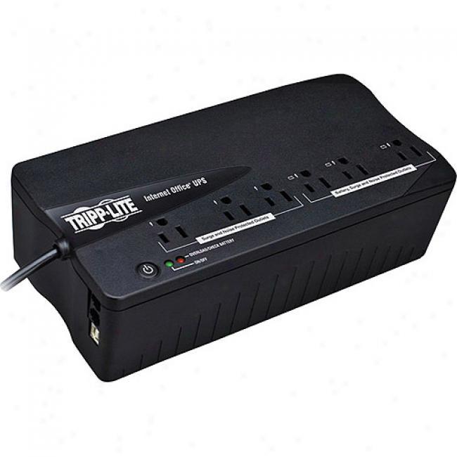 Tripp Lite 6-outlet Low Profile 350va/180-watt Usb Ups System